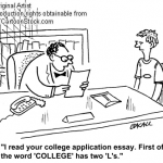 common application changing essays
