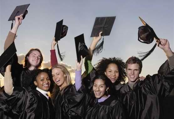 graduate school students