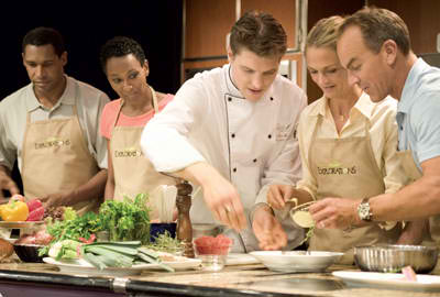 Culinary Arts choosing school subjects