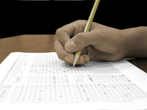College Admissions Test