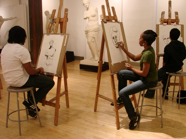 College Admissions for Art Majors
