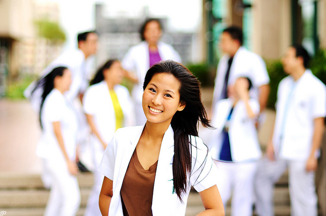 Asian Fellowships for college