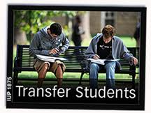 college transfer students