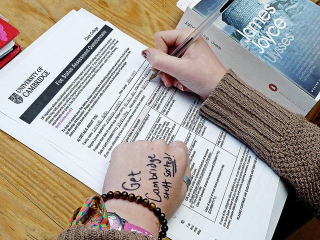 College Application Myths