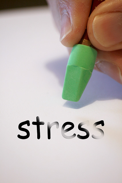 Stress Management for Grad Students